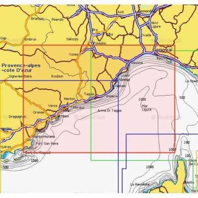 Обновление существующих карт Navionics Update