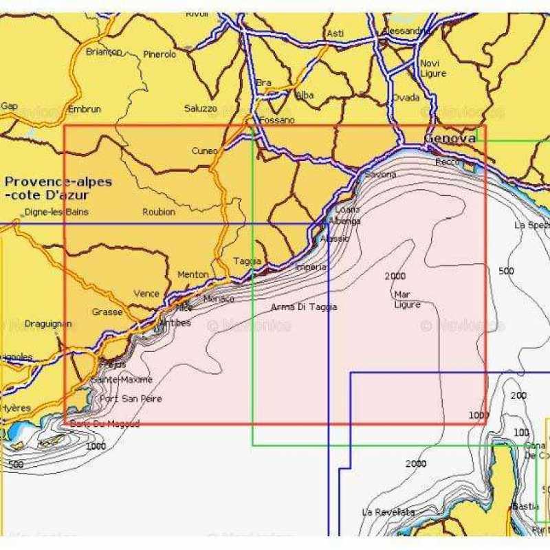 Обновление существующих карт Navionics Update (000-11317-001)