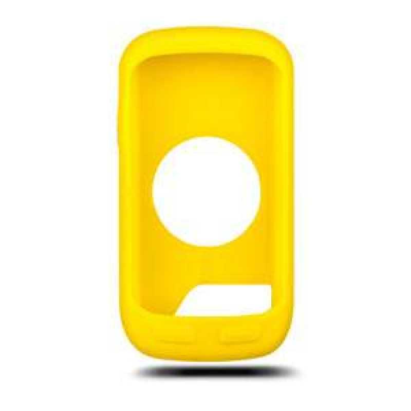 Силиконовый чехол для Garmin Edge 1000 Yellow (010-12026-04)