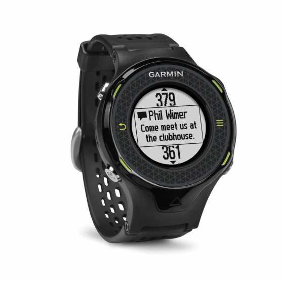 Годинник для гольфу Garmin Approach S4 Black (010-01212-01)