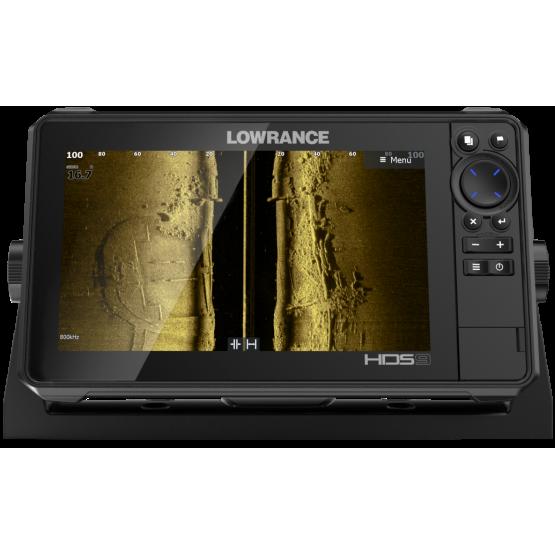 Эхолот картплоттер Lowrance HDS-9 Live Active Imaging (000-14425-001)