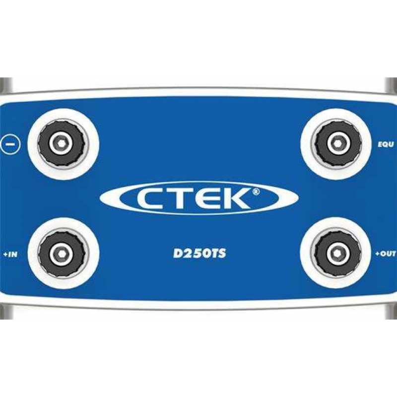 Зарядное устройство CTEK D250TS 24В