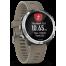 Часы для бега Garmin Forerunner 645, GPS, EU/PAC, Sandstone (010-01863-11)