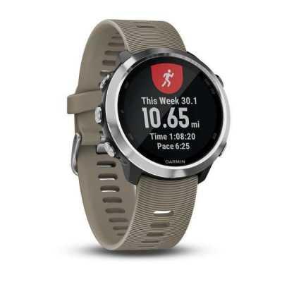 Часы Garmin Forerunner 645, GPS, EU/PAC, Sandstone