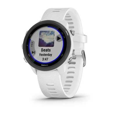 Годинник Garmin Forerunner 245 Music White