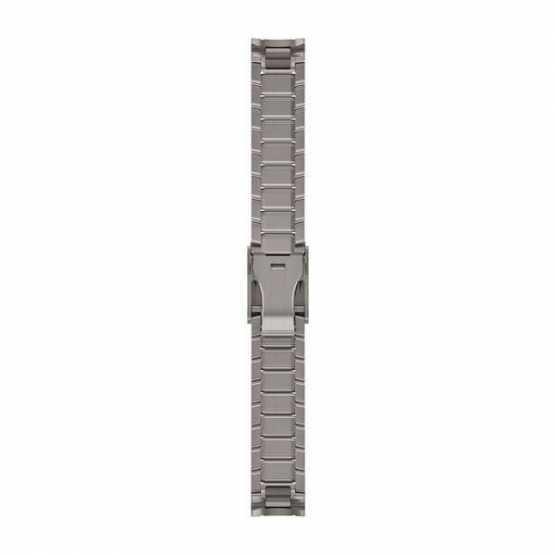 Ремешок для Garmin MARQ Swept-link Titanium Bracelet (010-12738-01)