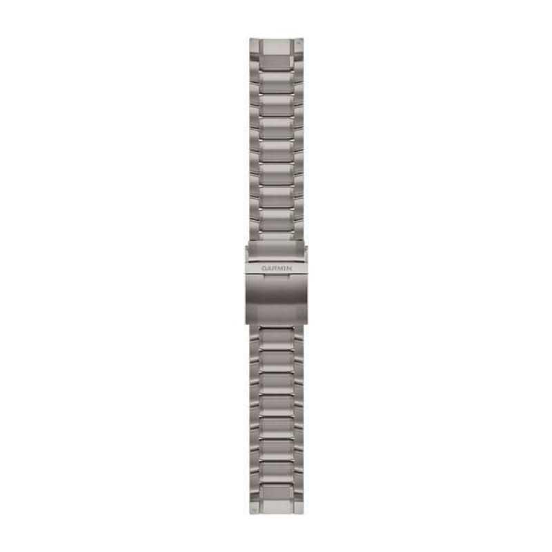 Ремешок для Garmin MARQ Swept-link Titanium Bracelet