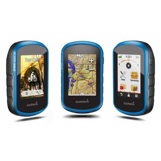 Портативний навігатор Garmin eTrex Touch 35 (010-01325-12)