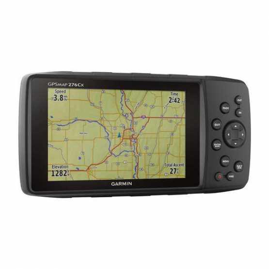 Эхолот/картплоттер Garmin GPSMAP 276cx (010-01607-01)