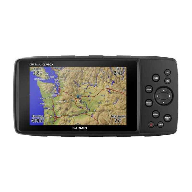 Эхолот Garmin GPSMAP 276cx