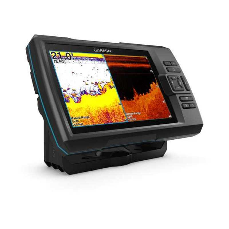 Эхолот Garmin Striker Plus 7cv, Worldwide w/GT20