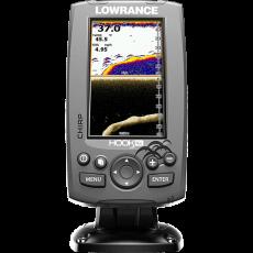 Lowrance Fishfinder/Sonar Hook-4X