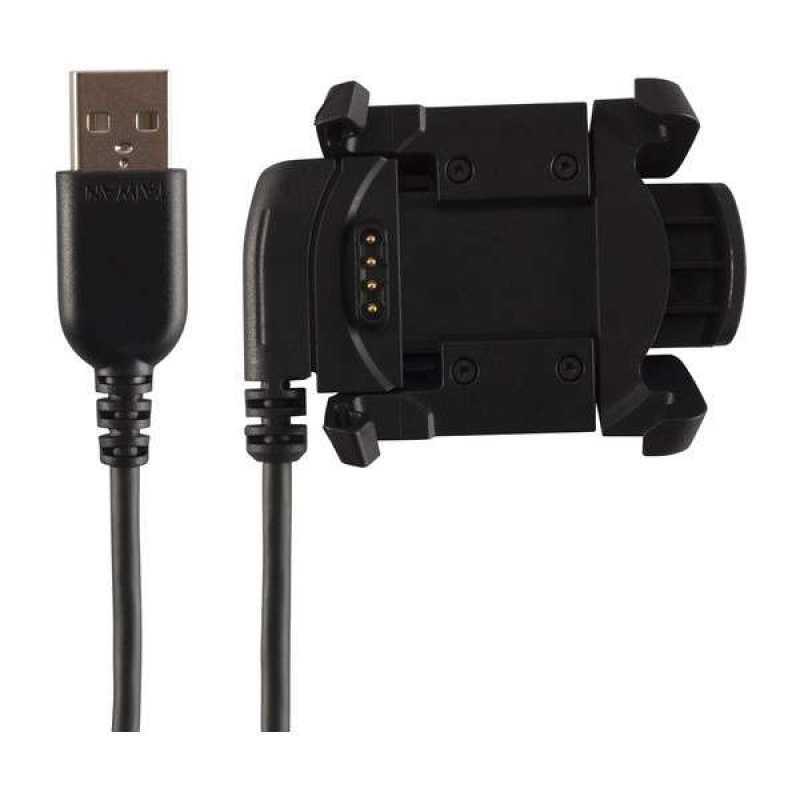 Зарядний пристрій для Garmin Fenix 3 (010-12168-28)