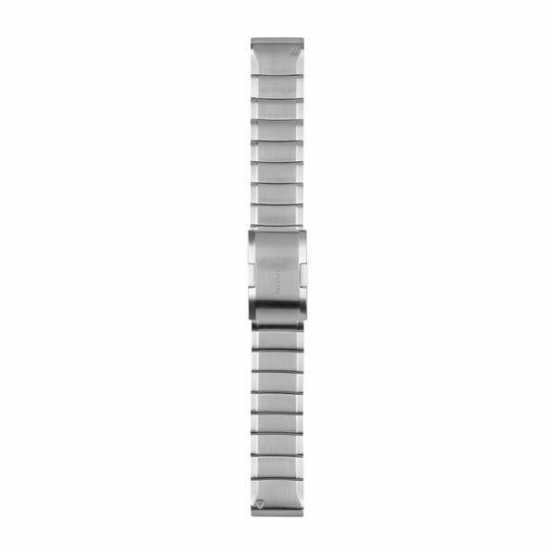 Ремешок для Fenix 5 22mm QuickFit Stainless Steel Band (010-12496-20)