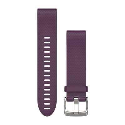 Ремінець для Fenix 5s 20mm QuickFit Amethyst Purple Silicone Band