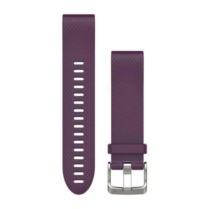 Ремешок для Fenix 5s 20mm QuickFit Amethyst Purple Silicone Band
