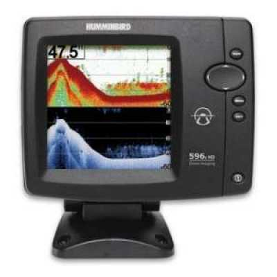 Эхолот Humminbird 596 CX HD DI Fishfinder