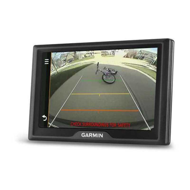 Автомобильный навигатор Garmin Drive 51 EU LMT-S (010-01678-17)