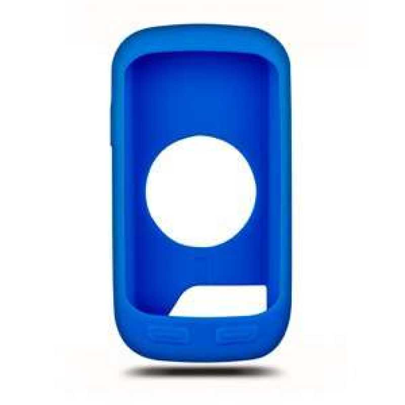 Силиконовый чехол для Garmin Edge 1000 Blue