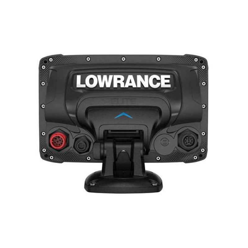 Эхолот картплоттер Lowrance Elite-7Ti2 (000-14640-001)