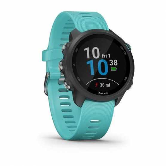 Спортивні годинник Forerunner 245 Music Aqua (010-02120-32)