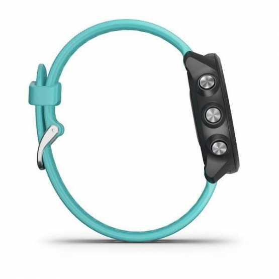 Спортивные часы Forerunner 245 Music Aqua (010-02120-32)