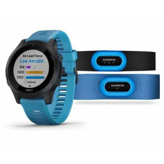 Спортивные часы Forerunner 945 Blue Bundle (010-02063-11)